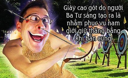 "Su that nhu dua ve cac phat minh ""vi dai"" trong lich su - Anh 8"