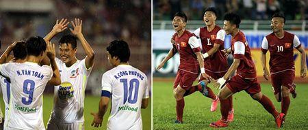 U21 Viet Nam – U21 HAGL (18 gio ngay 26-11): Cho doi tran cau cong hien - Anh 1
