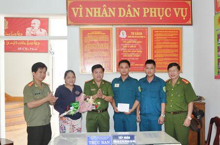 Nhanh chong lam ro 2 vu trom cap tai san - Anh 1