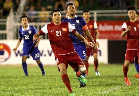 Nhieu cau thu U.21 Bao Thanh Nien va HAGL len tuyen U.23 - Anh 1