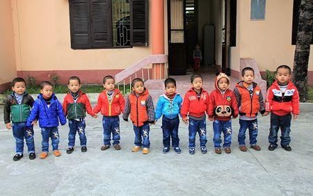 Su that vu 12 tre bi bat coc dang duoc nuoi duong tai Quang Ninh - Anh 1