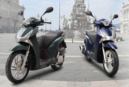 Yeu cau Honda Viet Nam trieu hoi 12.000 xe SH loi - Anh 1
