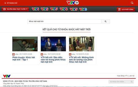 Cach xem lai phim 'Khuc hat mat troi' tren VTV News - Anh 4