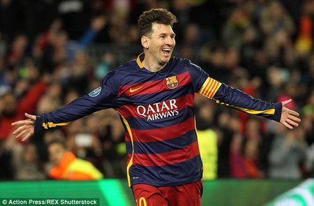 Messi, Suarez dan ban gai an mung chien cong - Anh 1