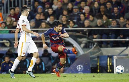 Messi, Suarez dan ban gai an mung chien cong - Anh 2