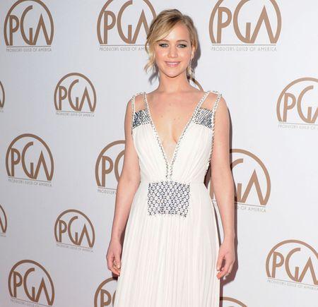 Jennifer Lawrence la ngoi sao giai tri cua nam 2015 - Anh 1