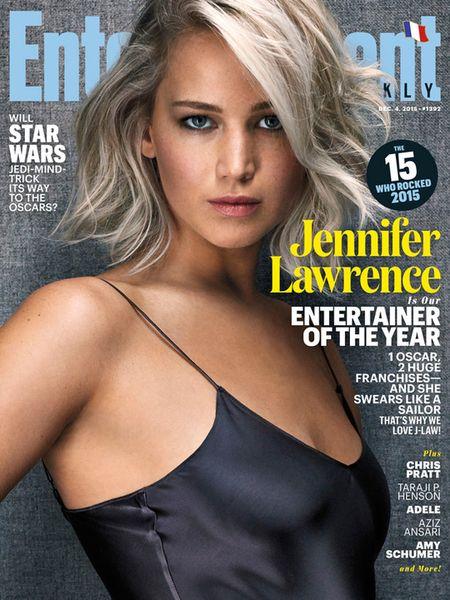 Jennifer Lawrence la ngoi sao giai tri cua nam 2015 - Anh 2