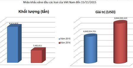 Viet Nam co the tiet kiem duoc 1 ty USD tien nhap khau xang nam 2015 - Anh 4