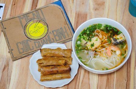 """""""Goc Quang Binh"""" giua long thu do - Anh 4"""