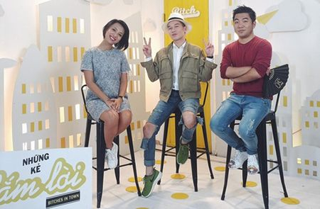 Ekip 'Nhung ke lam loi' go bo video noi ve Ha Ho va Dong Nhi - Anh 2