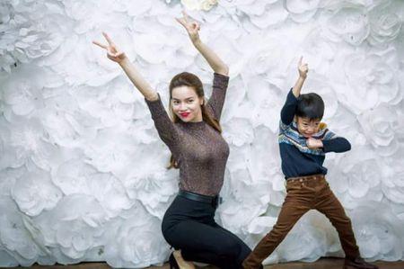 Vang Cuong do la, Ho Ngoc Ha hanh phuc don sinh nhat ben Subeo - Anh 1