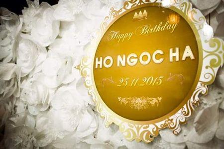 Vang Cuong do la, Ho Ngoc Ha hanh phuc don sinh nhat ben Subeo - Anh 3
