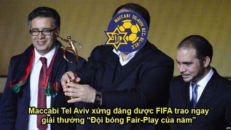 Anh che: Khi Klopp tang Van Gaal, Wenger nhung... chai C2 mat lanh - Anh 9