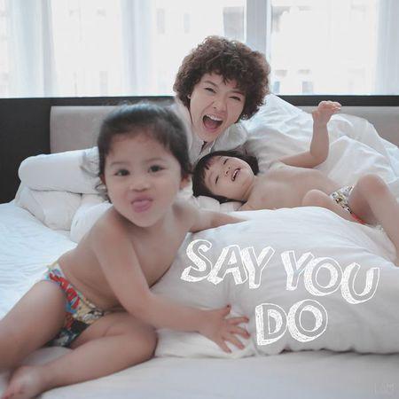 Ha Ho bi dan em Toc Tien, Son Tung deo bam kich liet tai Lan Song Xanh - Anh 7