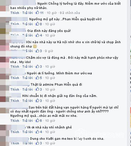 Phan Hien tan tinh cham soc Khanh Thi khi bi om - Anh 4