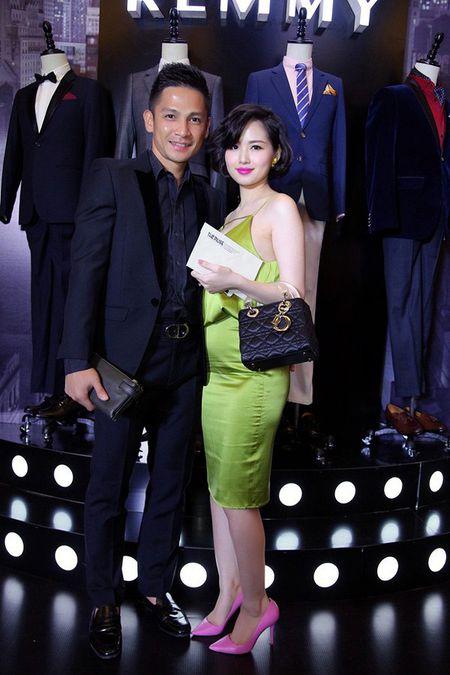 Chuyen tinh cau thu va my nhan Viet: Nguoi hanh phuc, ke 'dut ganh' - Anh 16