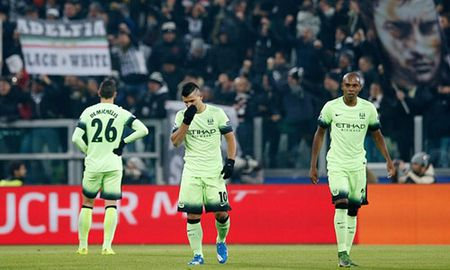 Juventus – Man City: Nhiem vu bat kha thi - Anh 1
