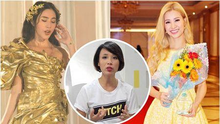 "MC Thuy Minh - Nguoi ""doi dau"" ca showbiz Viet - Anh 3"