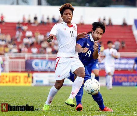 TRUC TIEP U21 VN – U21 HAGL: Danh mat loi the - Anh 9