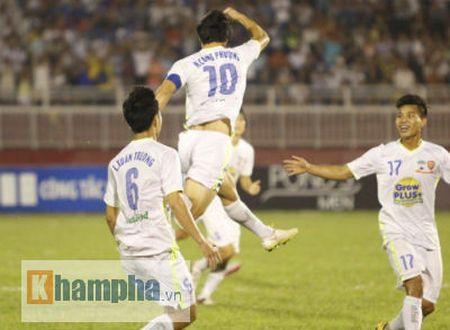 TRUC TIEP U21 VN – U21 HAGL: Danh mat loi the - Anh 1