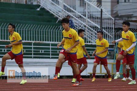 TRUC TIEP U21 VN – U21 HAGL: Danh mat loi the - Anh 6