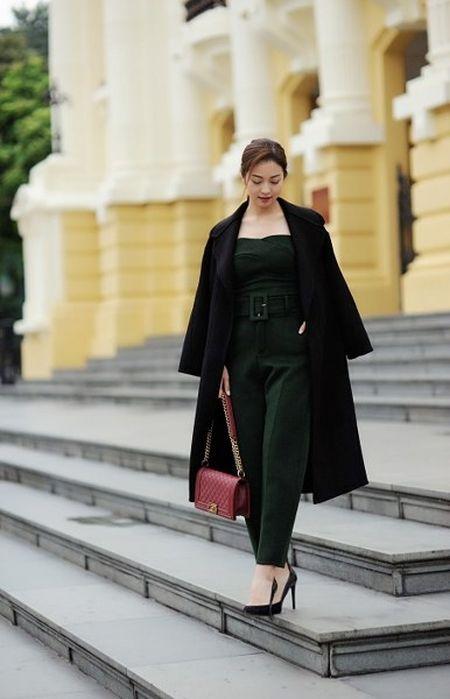 """Jennifer Pham va nhung """"set do"""" am ap cho mua dong - Anh 10"""