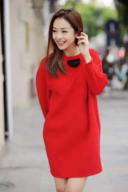 """Jennifer Pham va nhung """"set do"""" am ap cho mua dong - Anh 2"""