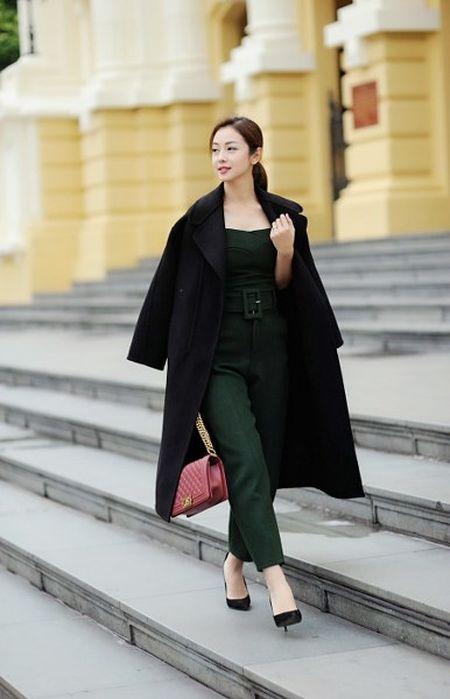 """Jennifer Pham va nhung """"set do"""" am ap cho mua dong - Anh 9"""