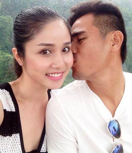 Nhung dau moc cuoc tinh Thanh Binh - Thao Trang - Anh 10