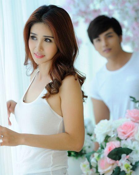 Nhung dau moc cuoc tinh Thanh Binh - Thao Trang - Anh 11