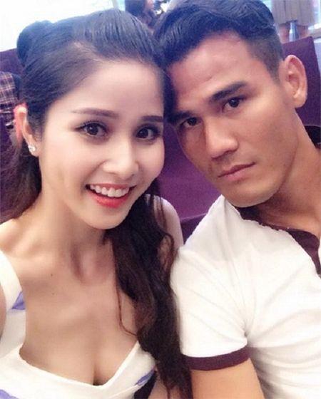 Nhung dau moc cuoc tinh Thanh Binh - Thao Trang - Anh 12