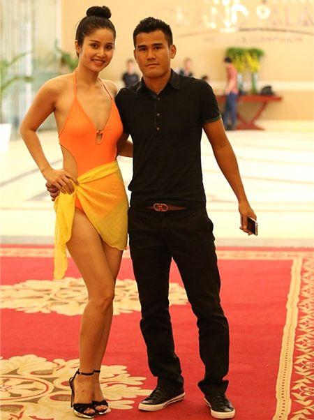 Nhung dau moc cuoc tinh Thanh Binh - Thao Trang - Anh 7