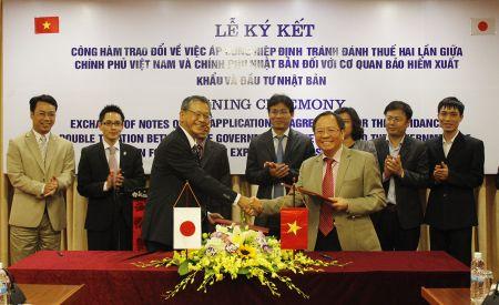Viet Nam - Nhat Ban hop tac chat che, dam bao loi ich cho doanh nghiep - Anh 1