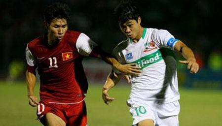 [XEM TRUC TIEP] U21 Viet Nam vs HAGL: Doi dau ruc lua - Anh 1