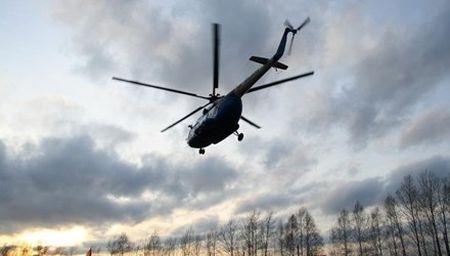 Truc thang Mi-8 roi o Nga, gan 20 nguoi thuong vong - Anh 1