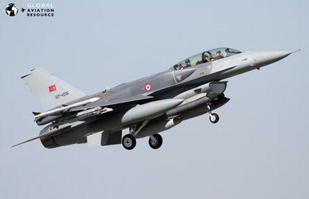 [ANH] Suc manh cua F-16 trong bien che khong quan Tho Nhi Ky - Anh 3