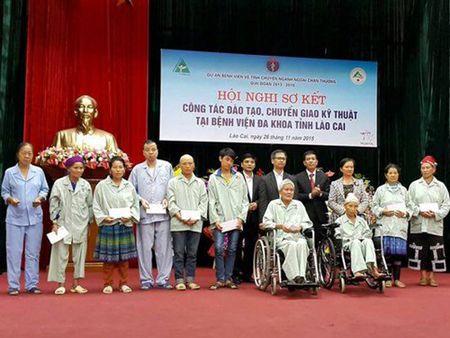 Pru - Tinh nguyen 2015 vi suc khoe nguoi dan Viet Nam - Anh 1