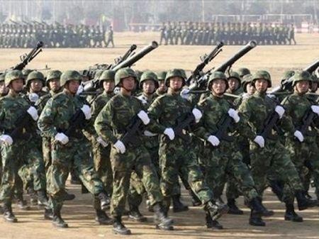 Trung Quoc dam phan de xay dung can cu quan su tai chau Phi - Anh 1