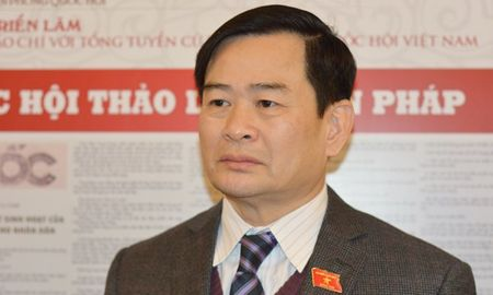 Ong Nguyen Dinh Quyen: Trung cau dan y la dan quyet - Anh 1