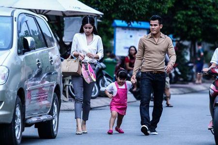 Nhung khoanh khac ngot ngao cua Thao Trang va Phan Thanh Binh - Anh 6