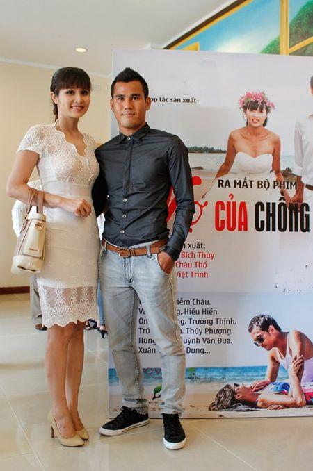 Nhung khoanh khac ngot ngao cua Thao Trang va Phan Thanh Binh - Anh 8