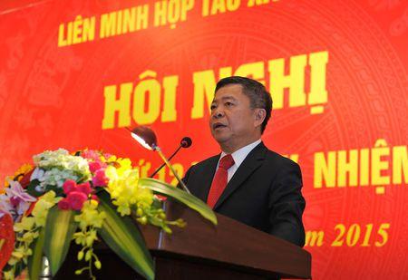Cuu Bi thu Ha Tinh lam Chu tich Lien minh HTXVN - Anh 1