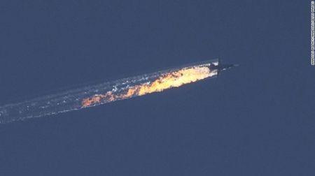 Tho Nhi Ky tung ghi am canh bao may bay Su-24 dap tra Nga - Anh 1