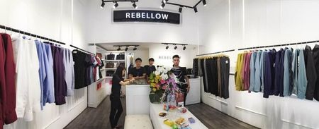 Thoi trang Rebellow – Dinh cao phai manh Viet - Anh 4