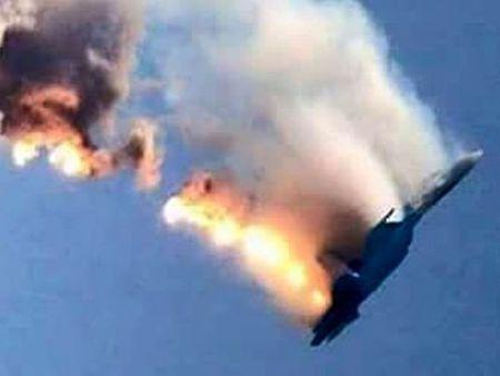 """Nga """"chuot guom"""" chuan bi bao thu cho Su-24 - Anh 1"""