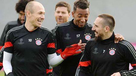 Chi tien tan, Chelsea tinh gay soc voi Franck Ribery - Anh 1