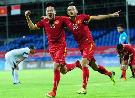 Danh sach U23 Viet Nam: Nhung hat mam hy vong - Anh 1