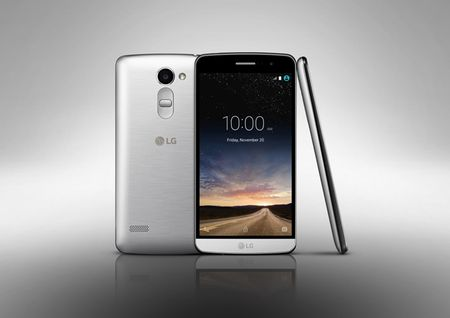LG tung smartphone Ray man hinh to, gia re - Anh 1