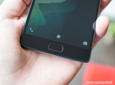 Nhung smartphone Android co cam ung van tay tot nhat nam 2015 - Anh 4