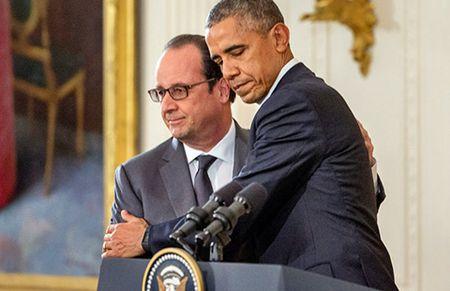Paris thoat mot vu danh bom kinh hoang - Anh 1